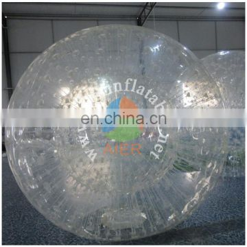 PVC or TPU Material and Zorb Ball Type inflatable zorb ball for sale