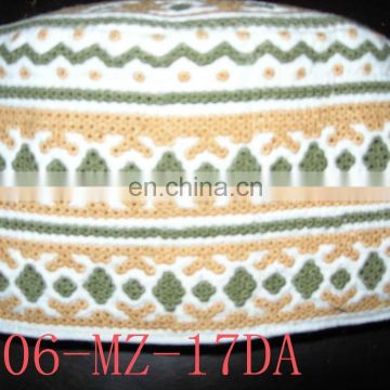 oman hat African embroidery prayer cap