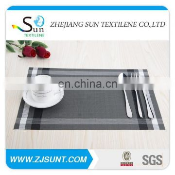 Hot sale classical stripe placemat made in China