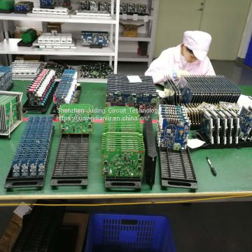 PCB chip processing, BGA ball, plug material wave soldering, wire hand welding, PCBA test, product assembly