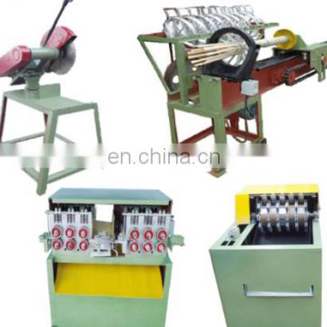 Hot Sale Bamboo Toothpick Making Machine/Wood Toothpick Production Line