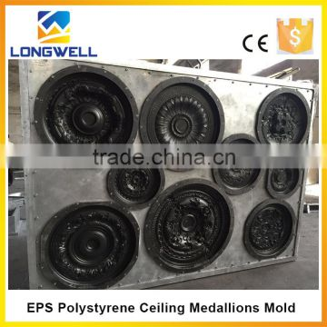 High Quality Aluminum Molds of EPS Polystyrene Ceiling