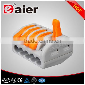 wago electrical screw pcb terminal block connector,push type spring speaker terminal connector,wire terminal clip