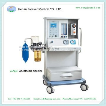 Touch Screen Anethesia Machine With Monitor