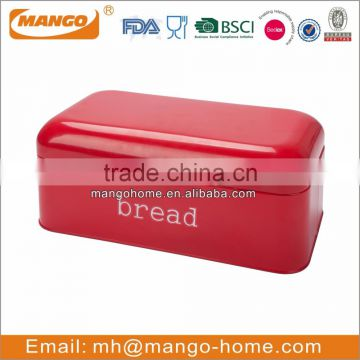 Best Sale Traditional Kitchen Stainless Steel Bread Bin
