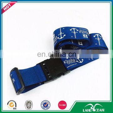 Wholesale tie down heavy duty luggage strap for suitcase