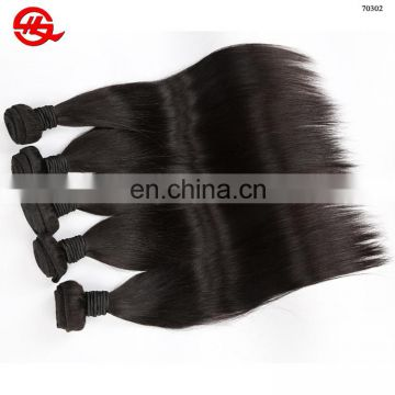 Wholesale Leshine 100% human hair extension indian remy hair products