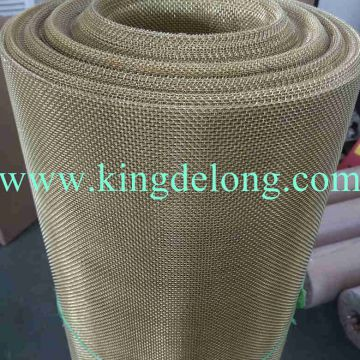 Stainless steel woven wire mesh
