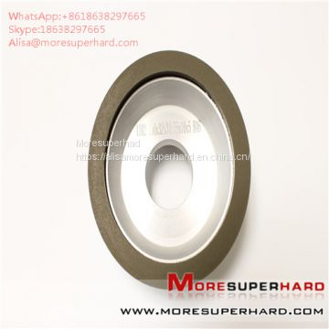 11B2 resin diamond CBN grinding wheel processing HSS  Alisa@moresuperhard.com