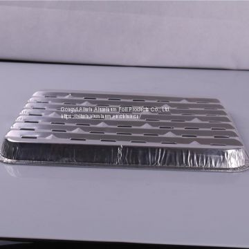 Aluminum foil container turkey pan / Aluminum foil dish tray container Manufacturer in China