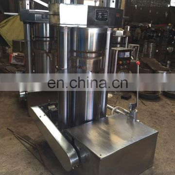 New automatic hydraulic olive oil press machine for sale/cold press automatic hydraulic cocoa butter oil press machine