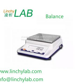 LB6002C 610g Lab balance/electronic balance/precision balance/Linchylab LB-2C Series Laboratory 0.01g External Calibration Precision Balance for sale