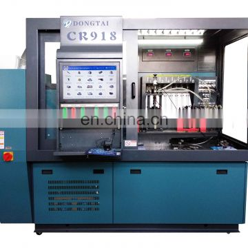 CR918 Test Bench with function of Mechanical Pump CRI, CRIN , EUI EUP , HEUI , VP37,VP44 , 320D Pump Testing BIP and Coding