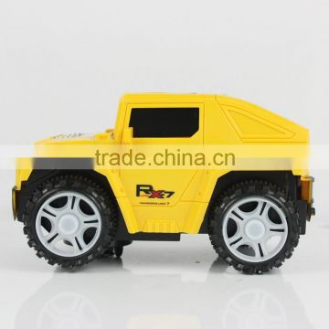 BO musical pick-up truck toy with light
