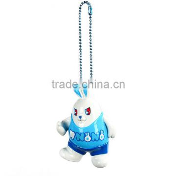 Rabbit cute keychain for advertising and promotional gifts