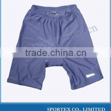 welcomed sublimation Custom Cycling Shorts with Pad 2012