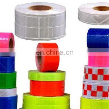 assorted color micro prismatic reflective tape for clothing