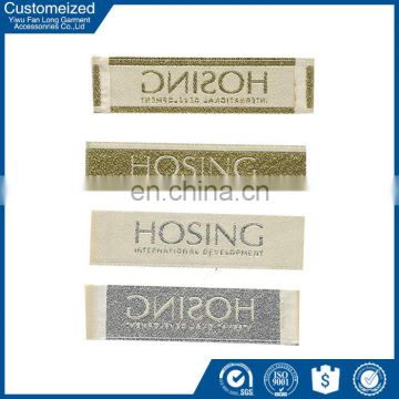 Hot Sale Fashion Wholesale Clothing Size Labels And Size Stickers