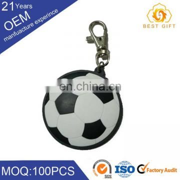 promotional gifts engraved OEM football keychains