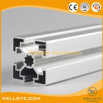 Custom Made Extruded Aluminum T Slot 3535 for Office Furniture