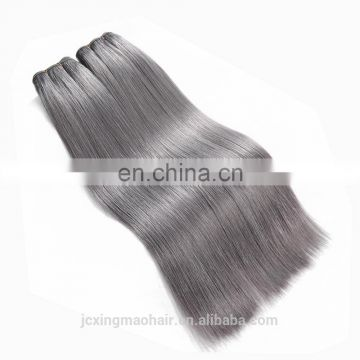Wholesale Cheap Human Hair Weft Dark and Light Colors Machine Double Weft Extensions