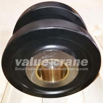 IHI DCH800 lower roller crawler crane track roller undercarriage parts bottom roller