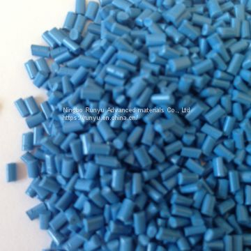 High Concentration PE / PP / PS / ABS / PVC/ PC / PA / PET / PU / EVA Color Masterbatch for Plastic