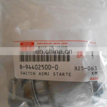 Genuine Parts Start And Stop Switch Assembly 8-94402500-0