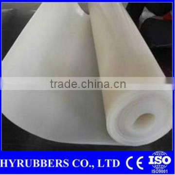 2015 factory produced cheap clear silicone rubber mat for sale