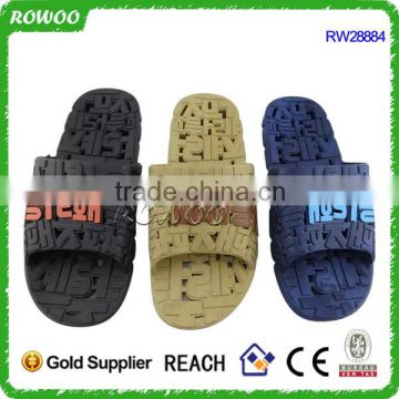 Cheap price summer bedroom men slippers cool