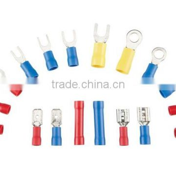 520-pc-Wire-Terminal-Connector-Kit-Electrical-Splice-22-10-Gauge-Spade-Ring Butt