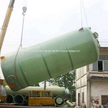 FRP Chemical Storage Tank