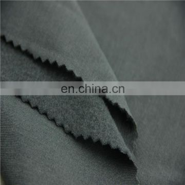 95% polyester 5% spandex brushed knit fabric