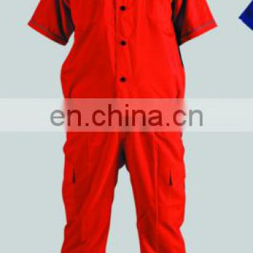 Hi Vis reflective coveralls work wear for man