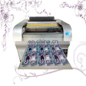 best plastic cover/glass/lighte printing machine
