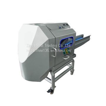 Vegetable slicing cutting machine for cocount