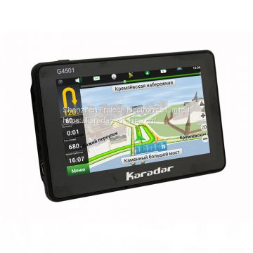 Karadar G4501 car dash cam driving recorder android gps navigation