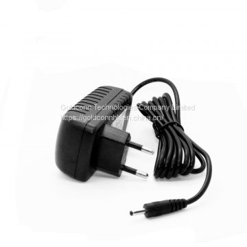 12V 1A CE FCC GS certified US standard AC/DC adapter