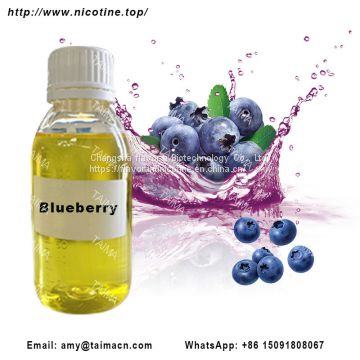 Blueberry Concentrated Fruit Flavor Used For Nicotine Liquid