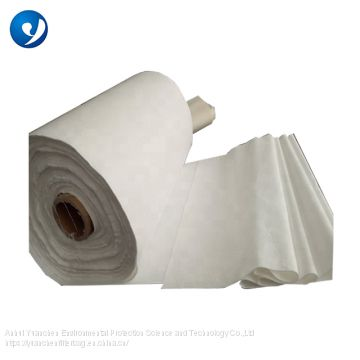 High Temperature PTFE Membrane Fiberglass Filter Cloth