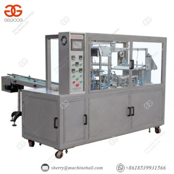 20-50 Bag/min Food Wrapping Machine Daily Cosmetics