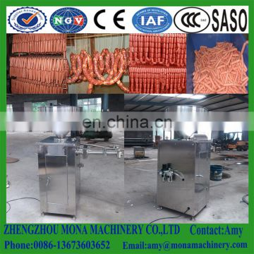 Sausage Making Equipments Automatical Stainless Steel Sausage production Line 300-600kg/day