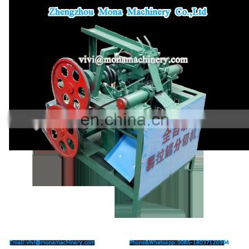 China supplier Industrial tin can capping machine/hand separating machine for zip-top can