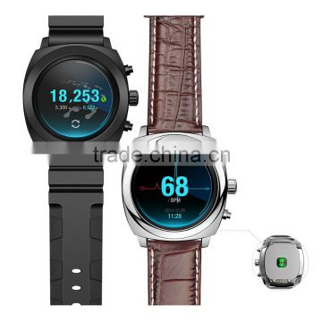 Heart rate sensor 7 day long use time High quality Smartwatch