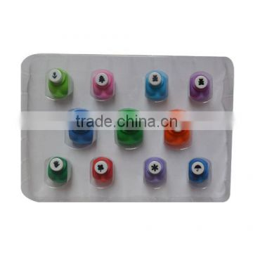 Custom Hole Craft Paper Punch Small Hole Flower Paper Punch Metal