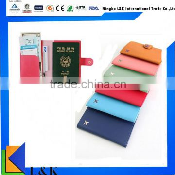 custom travel leather passport holder, business card holder                                                                         Quality Choice