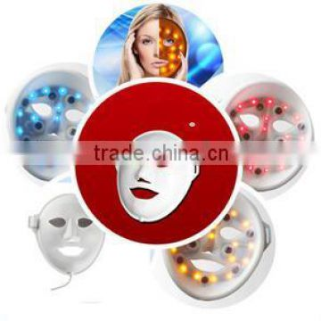 LED 3D MaskFace Whitening Skin lifting led light therapy mask winkle remove skin rejuvenator