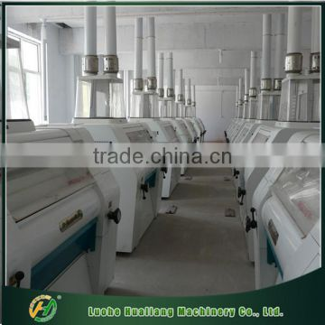 Hot sale complete set of wheat flour milling machines with price