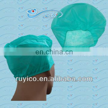 disposable PP head cap for medical using