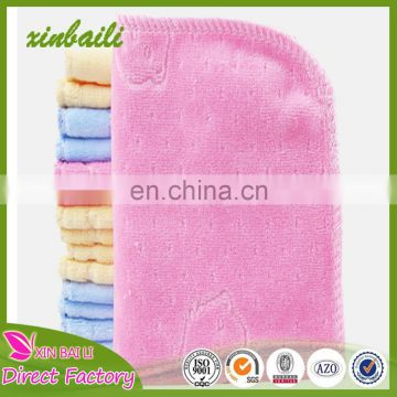 wholesale jacquard baby towel cotton hand towel with good absorption
